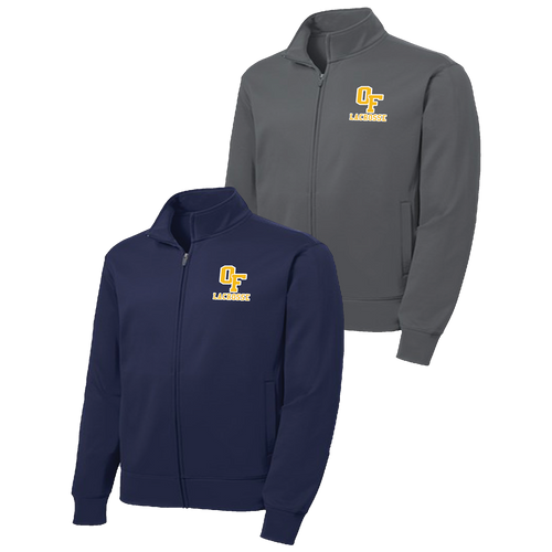 OFHS Lax Full Zip Fleece