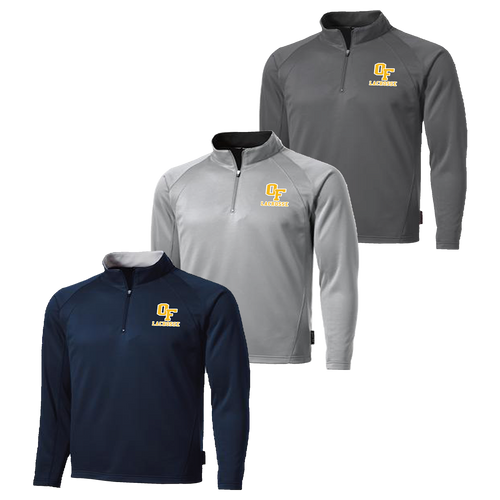 OFHS Lax Fleece 1/4-Zip Pullover