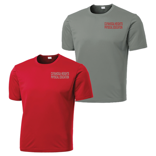 Cuyahoga Heights Physical Education Tee