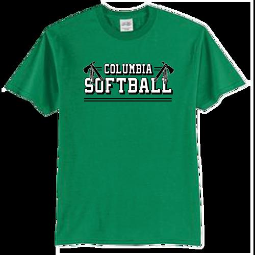 Columbia Softball Tee