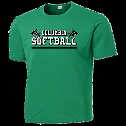Columbia Softball Performance Tee