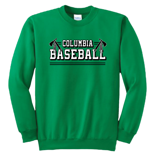 Columbia Baseball Crewneck
