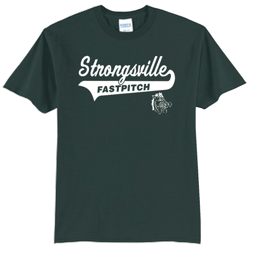 Strongsville Mustangs Tee