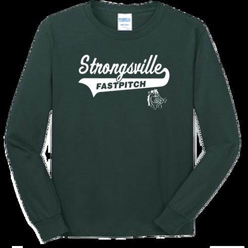 Strongsville Mustangs LS Tee
