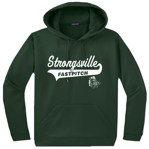 Strongsville Mustangs Performance Hoodie