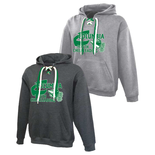 Columbia Youth Cheer Lace Hoodie