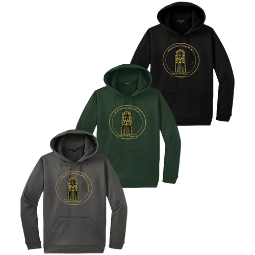 Forest City Standing Tall Performance Hoody