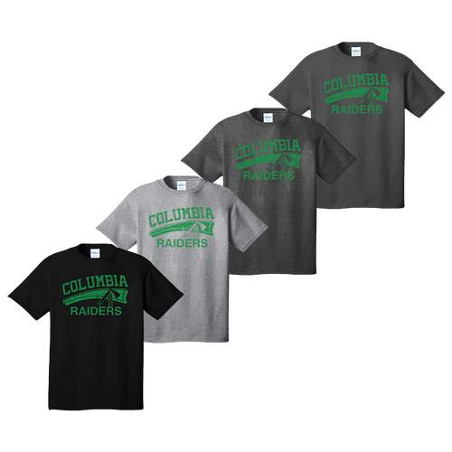 Columbia Raiders Tee
