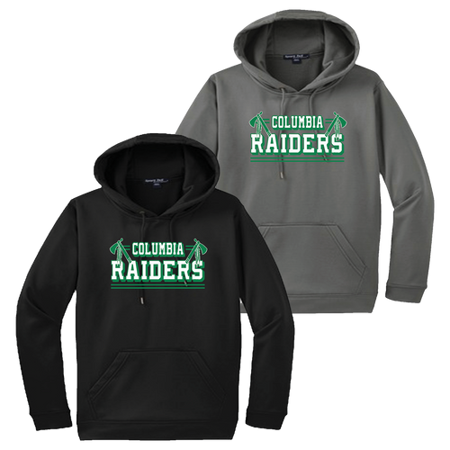 Columbia Raiders Performance Hoodie
