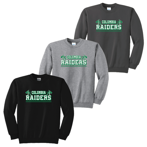 Columbia Raiders Crewneck