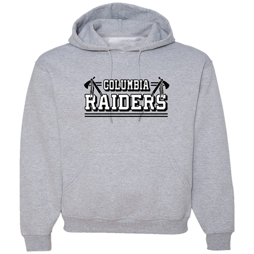 a808d5c0ad8be ... Columbia Raiders Hoodie - Athletic Heather ...
