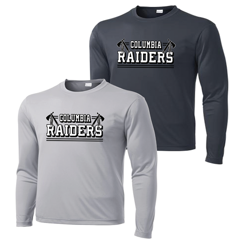 Columbia Raiders Performance Tee LS