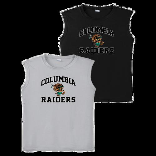 e8cfa2285056d Columbia Raiders Full Zip Hoodie (S145) - RycoSports