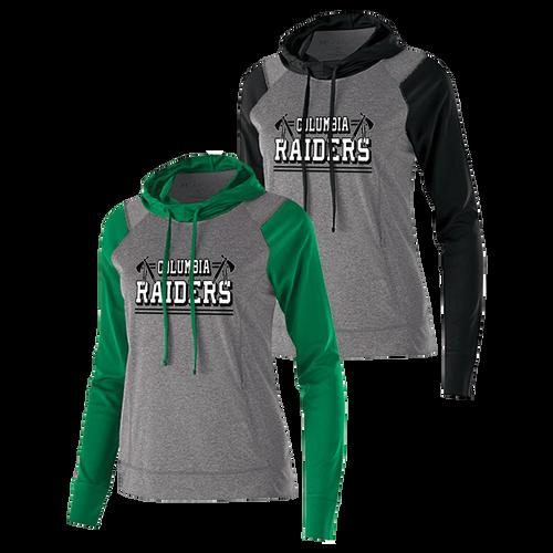 7028fd5f3d7c1 Columbia Raiders Ladies Echo Hoodie (F183) - RycoSports