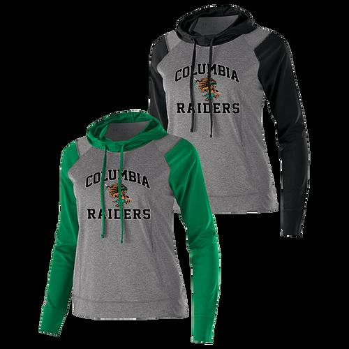 Columbia Raiders Ladies Echo Hoodie