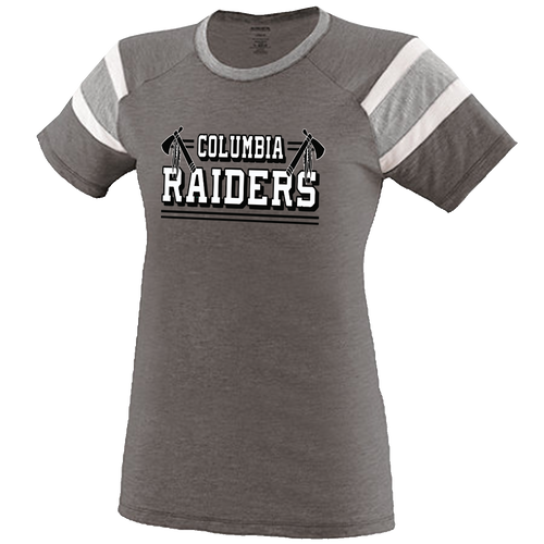 Columbia Raiders Girls Fanatic Tee
