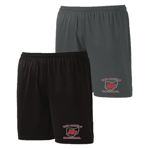Red Devils Baseball Shorts