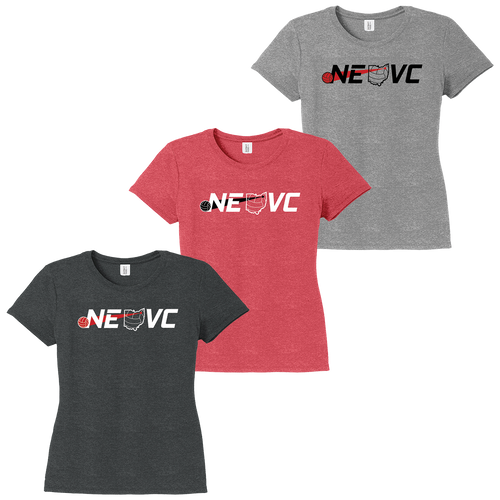 NEO Volleyball Club Ladies Perfect Tee