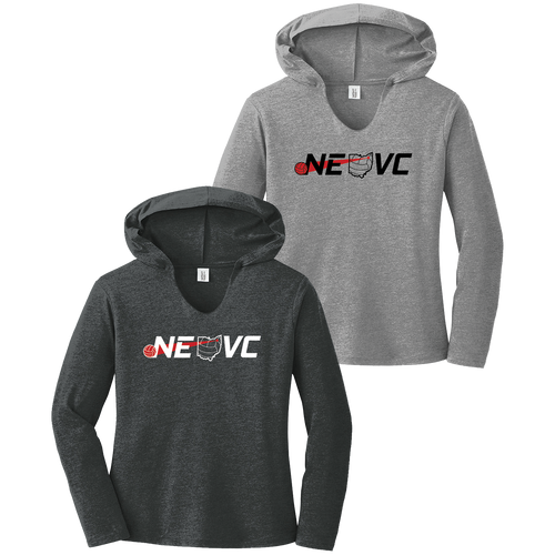 NEO Volleyball Club Ladies Perfect LS Hoodie