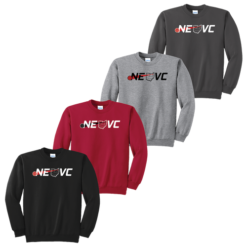 NEO Volleyball Clue Crewneck