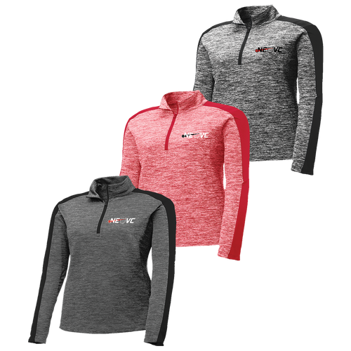 NEO Volleyball Club Ladies Electric 1/4 Zip Pullover