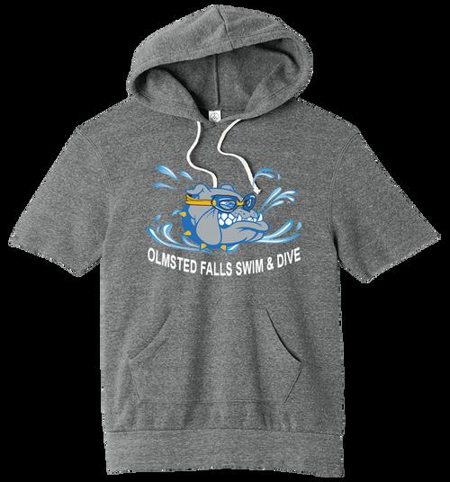 Bulldogs Swim & Dive Baller Hoodie