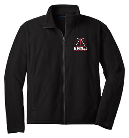 Cuyahoga Heights Girls Basketball Full Zip Jacket