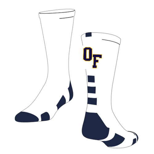 OFHS Lax Gameday Socks