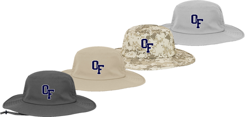 Olmsted Falls Bulldogs Boonie Hat