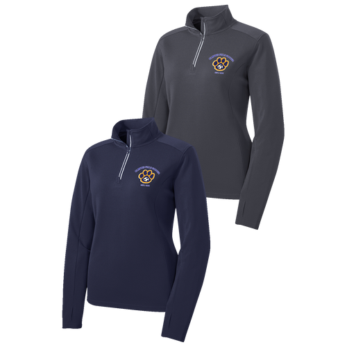 OFSA Ladies 1/4 Zip Pullover