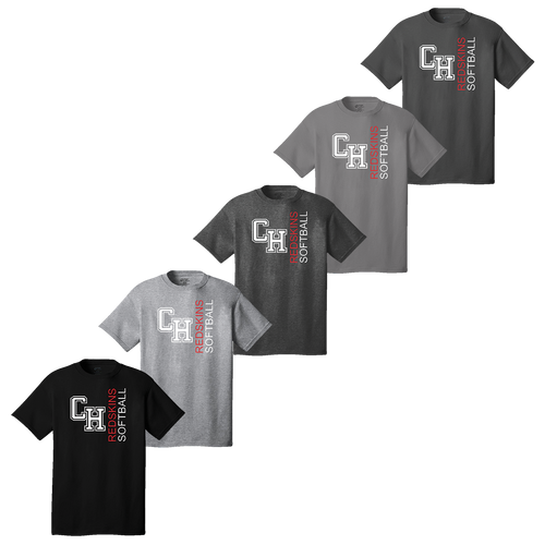Cuyahoga Heights Softball Tee