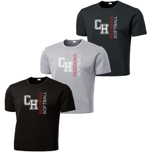 Cuyahoga Heights Softball Performance Tee
