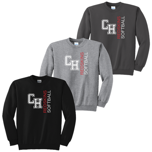 Cuyahoga Heights Softball Crewneck
