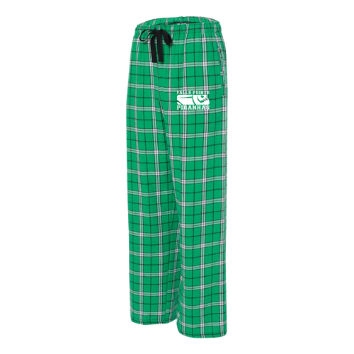Falls Pointe Piranhas Flannel Pants