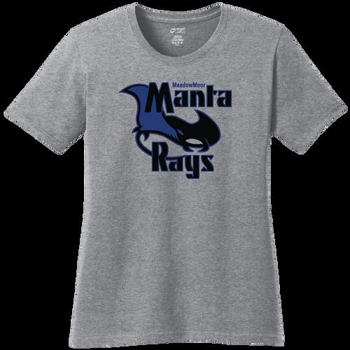 Manta Rays Ladies Tee