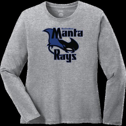Manta Rays Ladies LS Tee