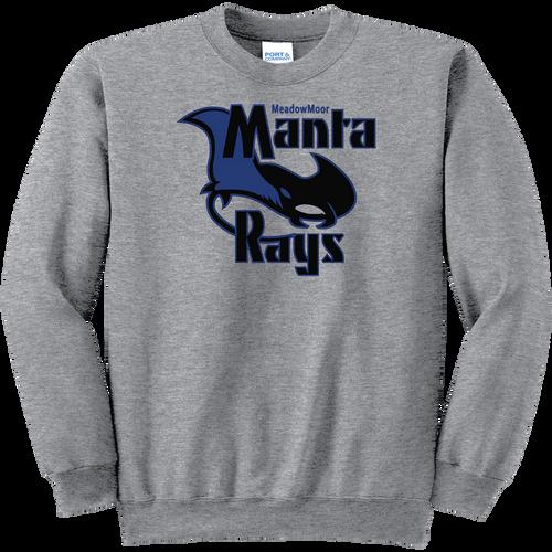 Manta Rays Crewneck