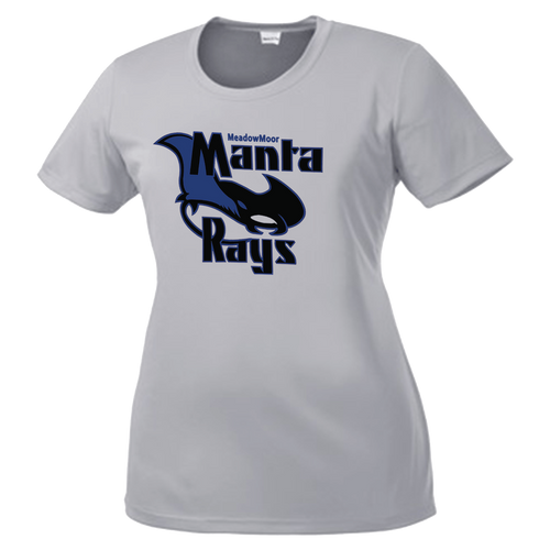 Manta Rays Ladies Performance Tee