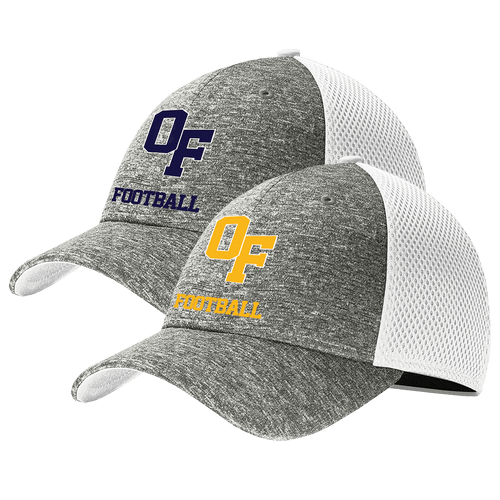 Bulldog Football Moms Mesh Hat