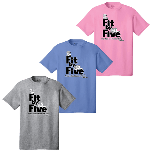 Fit By Five Tee