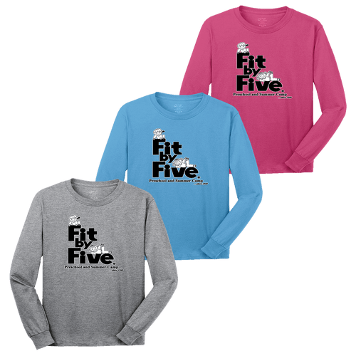 Fit By Five LS Tee