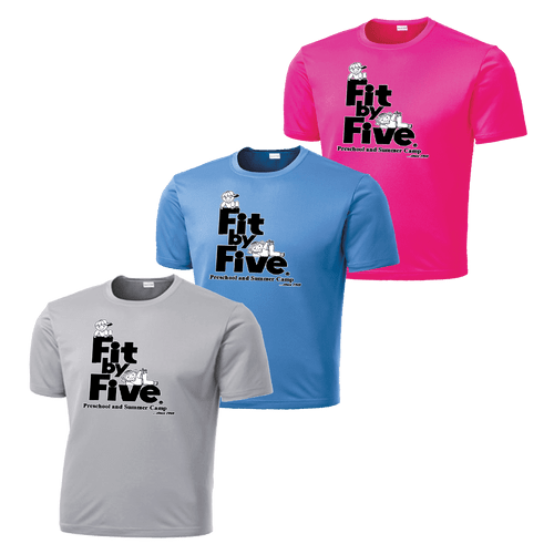 Fit By Five Performance Tee