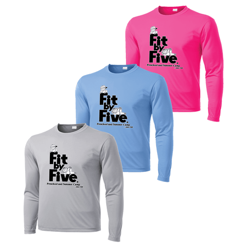 Fit By Five Performance LS Tee