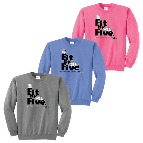 Fit By Five Crewneck