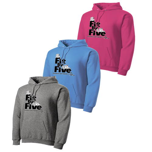 Fit By Five Hoodie