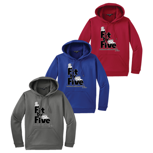 Fit By Five Performance Hoodie