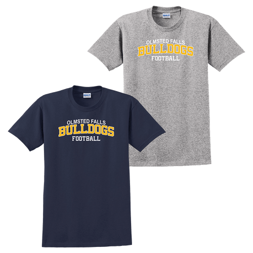 OFAB Bulldog Football Tee