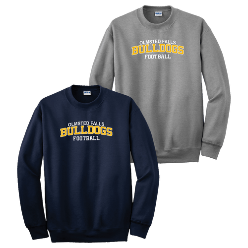 OFAB Bulldog Football Crewneck