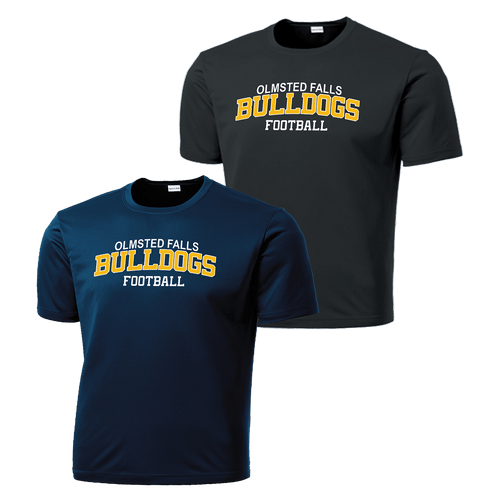 OFAB Bulldog Performance Tee