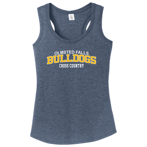 OFMS Cross Country Ladies Perfect Tri Racerback Tank